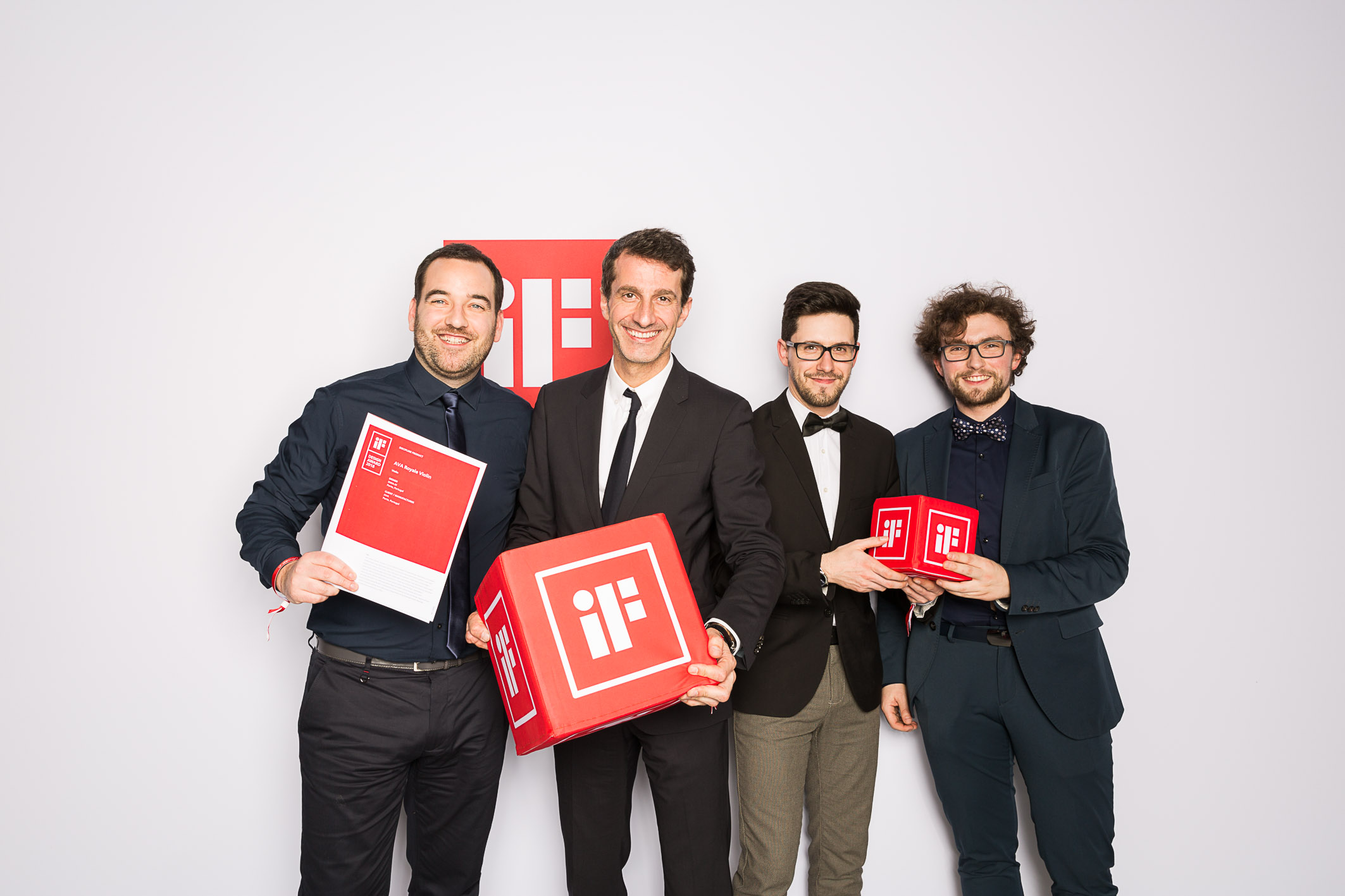 IDEIA.M team – iF AWARD – credits-Anna Seibel & Verena Vötter