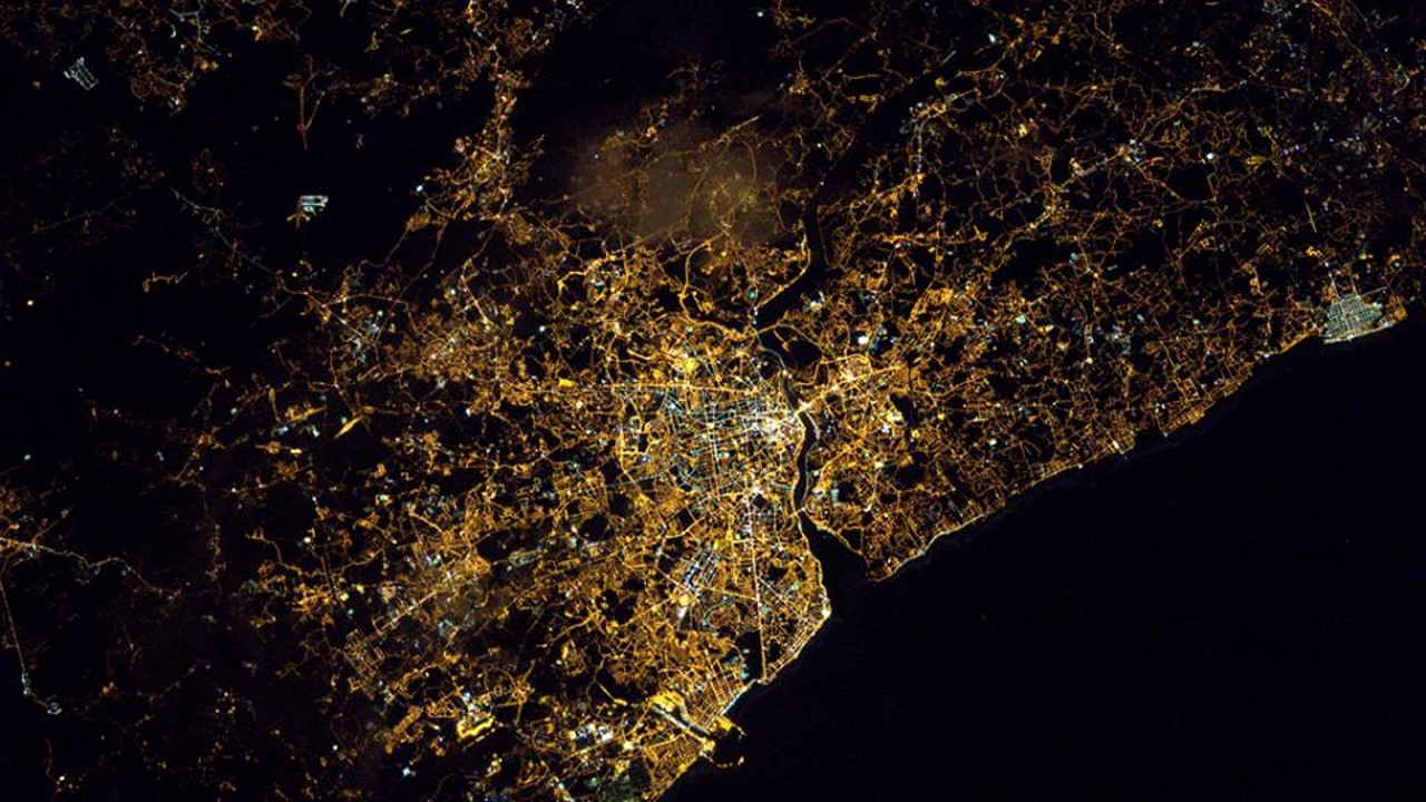satelite porto